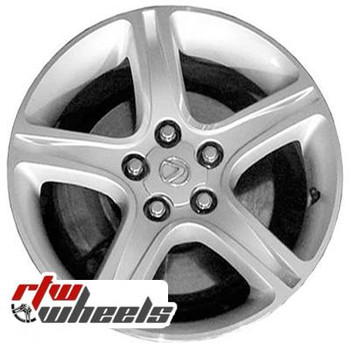 17 inch Lexus IS300  OEM wheels 74157 part# 4261153040, 4261153041