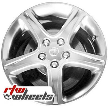 17 inch Lexus IS300  OEM wheels 74157 part# 4261153011, 4261153012