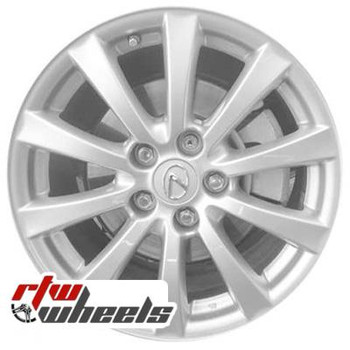 17 inch Lexus IS250  OEM wheels 74188 part# tbd
