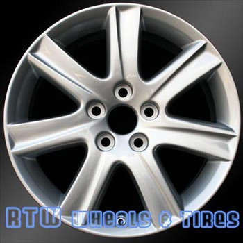 17 inch Lexus ES350  OEM wheels 74190 part# tbd