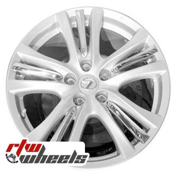 18 inch Lexus GS450H  OEM wheels 74192 part# 4261153150, 4261153240
