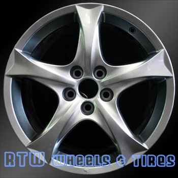 18 inch Lexus IS250  OEM wheels 74194 part# tbd