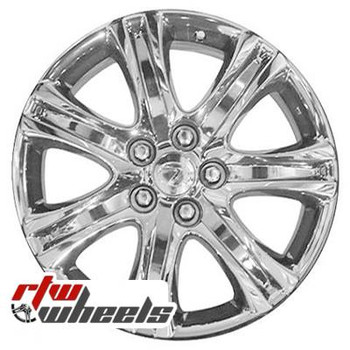 18 inch Lexus RX350  OEM wheels 74199 part# 4261148560, 4261148590, 4261148600