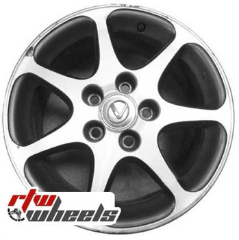 16 inch Lexus GS400  OEM wheels 74213 part# 426113A091