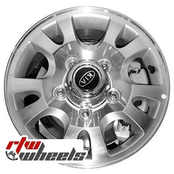 15 inch Kia Sportage  OEM wheels 74543 part# K9965466050