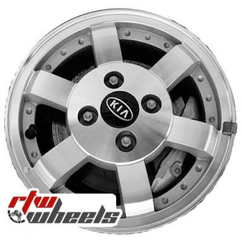 13 inch Kia Rio  OEM wheels 74549 part# K9965B45030