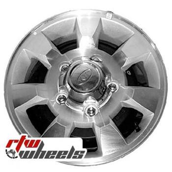 15 inch Kia Sportage  OEM wheels 74552 part# K9965016050