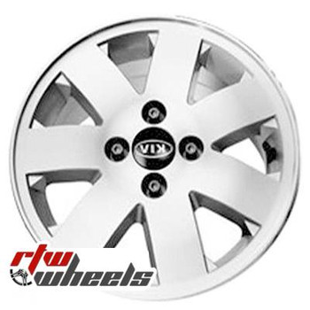 14 inch Kia Rio  OEM wheels 74556 part# K9965B45540