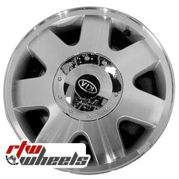 15 inch Kia Sedona  OEM wheels 74558 part# K9965556050