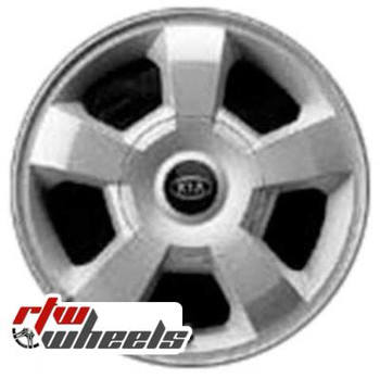 14 inch Kia Spectra  OEM wheels 74560 part# K9965U15540