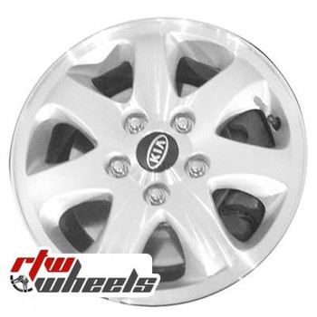 15 inch Kia Sedona  OEM wheels 74575 part# K9965C36050