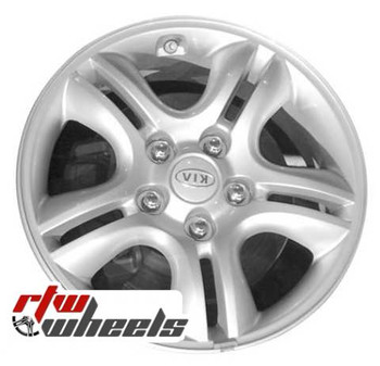 16 inch Kia Sportage  OEM wheels 74576 part# 529101F210