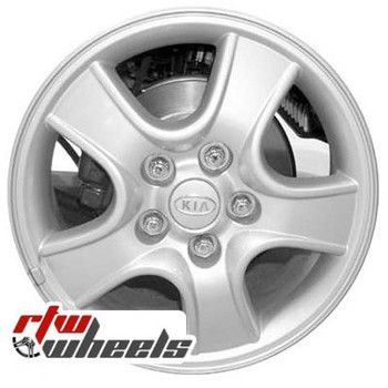 16 inch Kia Sportage  OEM wheels 74586 part# 529101F310