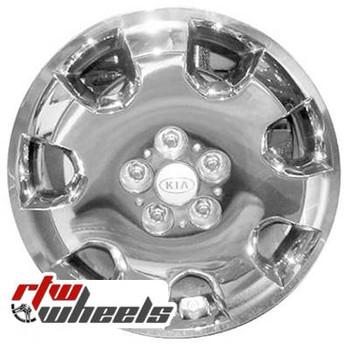17 inch Kia Amanti  OEM wheels 74588 part#  529103F750, 529103F751