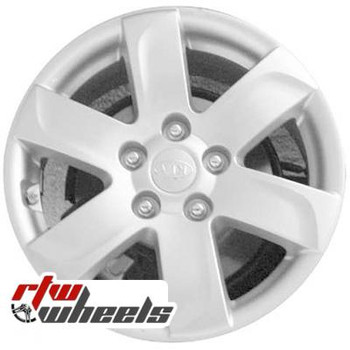 16 inch Kia Rondo  OEM wheels 74590 part# 529101D251