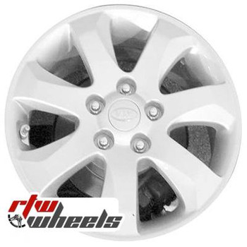 16 inch Kia Optima  OEM wheels 74593 part# 529102G250