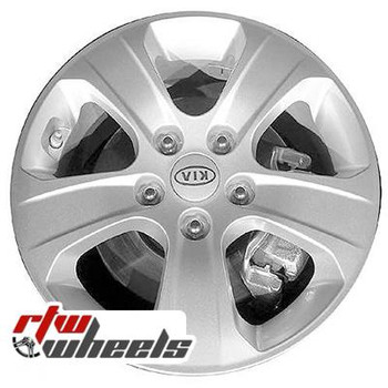 16 inch Kia Optima  OEM wheels 74611 part# 529102G820