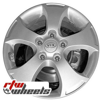 16 inch Kia Forte  OEM wheels 74625 part# 529101M250, 529101M250