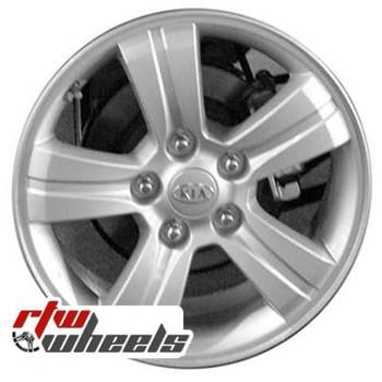 16 inch Kia Sportage  OEM wheels 74628 part# 529101F360