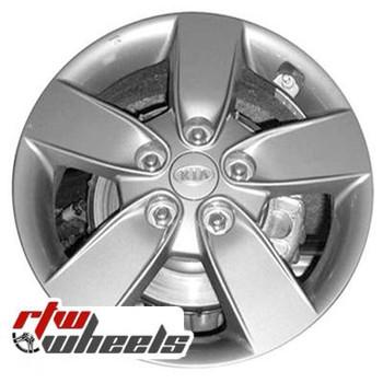 16 inch Kia Forte  OEM wheels 74630 part# 529101M460, 529101M460
