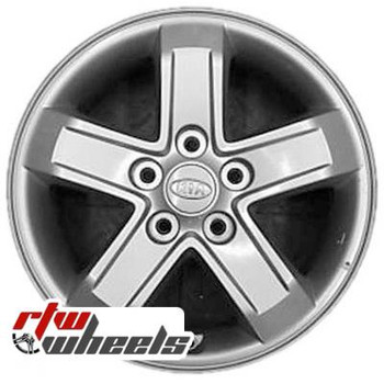 16 inch Kia Sportage  OEM wheels 74635 part# 529101F260, 529101F260