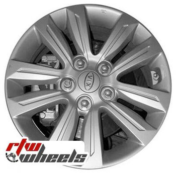 16 inch Kia Optima  OEM wheels 74636 part# 529102G730