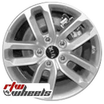 16 inch Kia Optima  OEM wheels 74637 part# 529102T150, 529104C150