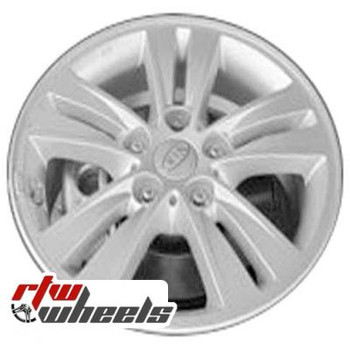 16 inch Kia Sportage  OEM wheels 74640 part# 529103U110