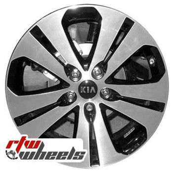 18 inch Kia Sportage  OEM wheels 74642 part# 529103U310