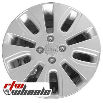 16 inch Kia Rio  OEM wheels 74666 part# 529101W300