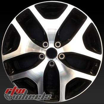 19 inch Kia Sportage  OEM wheels 74750 part# 52910D9430