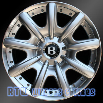 19 inch Bentley Continental  OEM wheels 98726 part# tbd