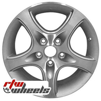 16 inch Toyota Camry  OEM wheels 99742 part# tbd