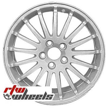 17 inch Volvo C70  OEM wheels 99941 part# 8685550