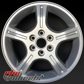 17 inch Chevy Uplander OEM wheels 5012 part# 9596413