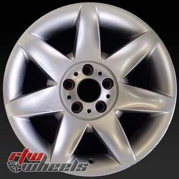 17 inch BMW 525i OEM wheels 59409 part# 36116751761