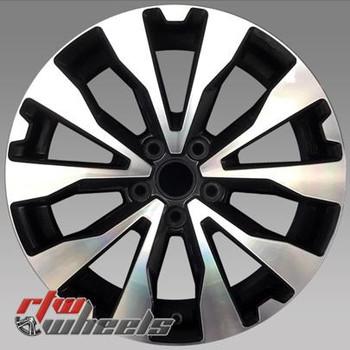 18 inch Subaru Legacy OEM wheels 68826 part#  28111AL03A