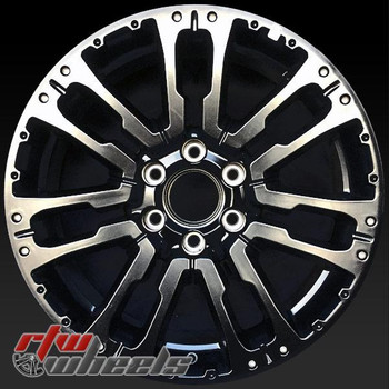 20 inch Nissan Titan OEM wheels 62754 part# 40300EZ21D