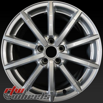 18 inch Audi A3 OEM wheels 58949 part# 8V0601025AQ