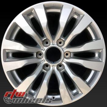 18 inch Nissan Armada OEM wheels 62738 part# D03005ZW1A