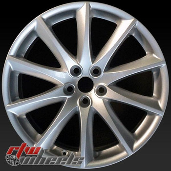 19 inch Jaguar XJ OEM wheels 59870 part#  C2D4500