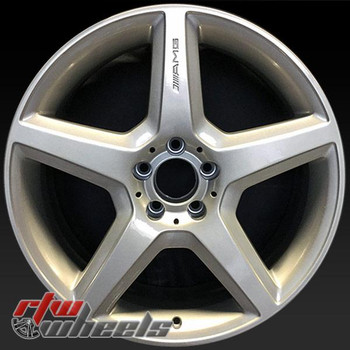 19 inch Mercedes CLS63 OEM wheels 65375 part# 2194011502