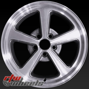 17 inch Ford Mustang OEM wheels 3523 part# 3R3Z1007AA, 3R3V1007AB, 3R3VAB