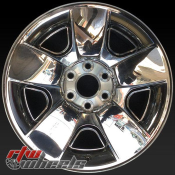 20 inch Chevy Truck OEM wheels 5417 part# 09597227