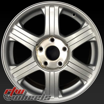 17 inch Chrysler Pacifica OEM wheels 2216 part# 4766603A0, WX71TRMAD
