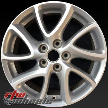 17 inch Mazda 3 OEM wheels 64947 part# 9965727070 ,9965567070