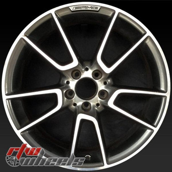 19 inch Mercedes C43 OEM wheels 85448 part# 2054014900, 20540149007X21