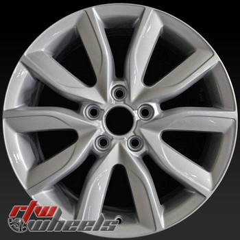 17 inch Audi A3 OEM wheels 58832 part# 8P0601025BK