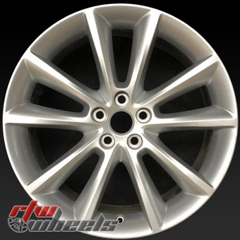 19 inch Jaguar XF OEM wheels 59926 part# T2H4955