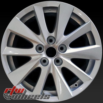 17 inch Mazda CX5 OEM wheels 64954 part# 9965617070, 9965917070